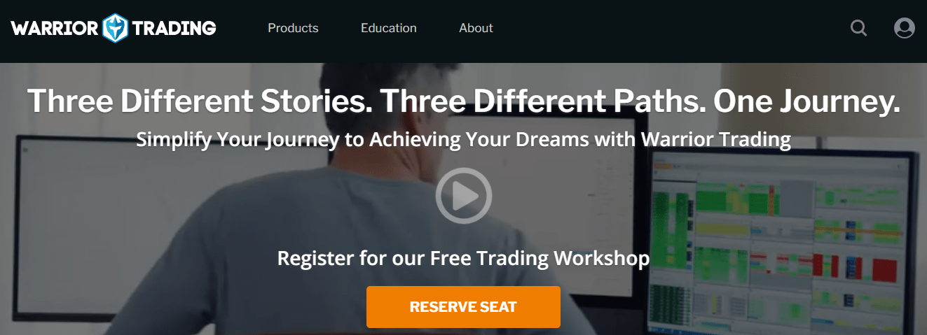 Warrior Trading Review: Prices, Chat Room & Online Trading Webinars