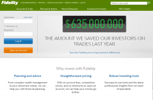 Does fidelity offer options trading