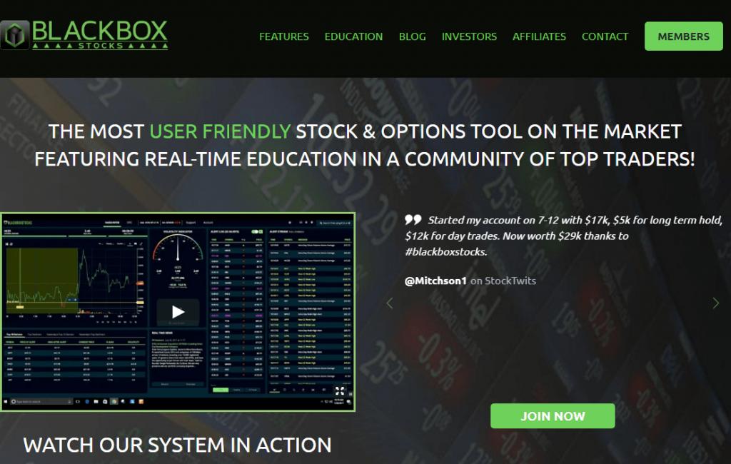 Black Box stocks Review - Trading Site Reviews