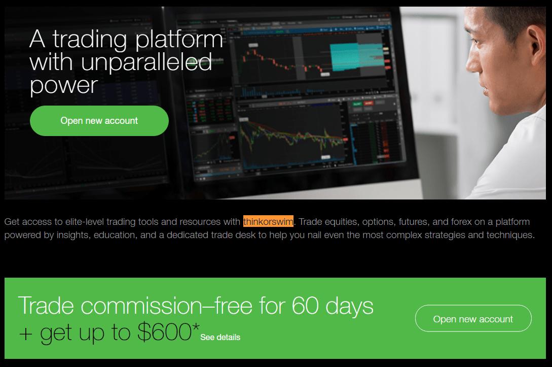 ThinkOrSwim Brokerage Review - Trading Site Reviews